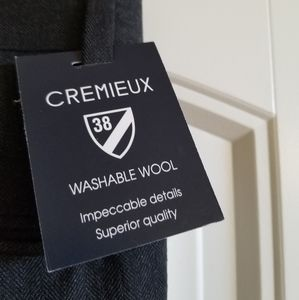 NWT Cremieux Washable Wool pants